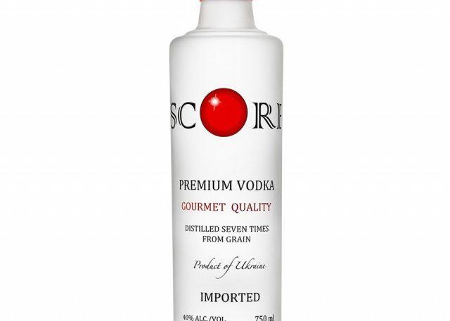 Score Vodka 750